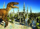 De wereld van T. rex